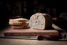 No-Knead Sandwich Bread