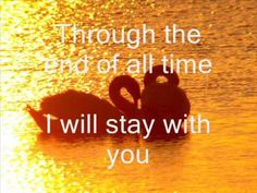 John Legend- Stay with you lyrics    One of my all time favs!!