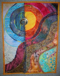 Beautiful Art Quilt