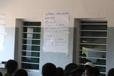 Hours at the Nandumbo Health Centre and Maternity Ward #HealthCentre #HELPchildren #Malawi