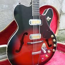 Risultati immagini per harmony vintage guitars