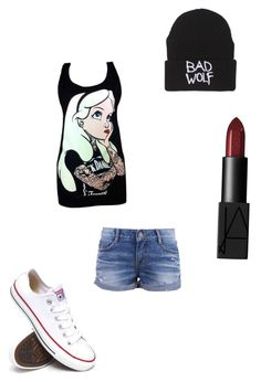 """Untitled #1"" by flaxmars on Polyvore"
