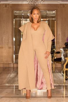 Marjorie Harvey   - Fifty and Fabulous! 12 Drop-Dead Gorgeous Women Who Are Slaying In Their 50s