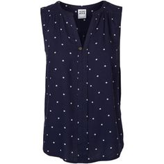 Vero Moda Printed Sleeveless Blouse