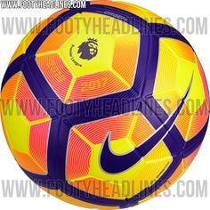 nike air max 1 premium id - Bola da Premier League 2016-2017 Nike Ordem 4 | Premier League and ...