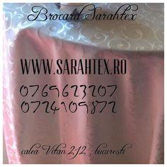 Fata de masa din Brocard Sarahtex