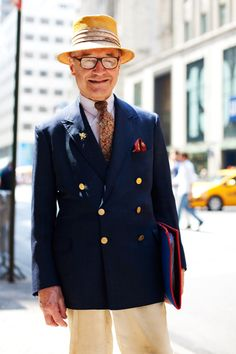 On the Street…Fifth Ave., NYC