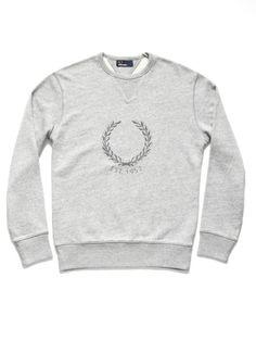 Fred Perry Vintage Sweatshirt