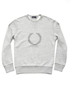 Fred Perry Vintage Sweatshirt