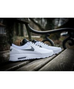 the latest 11a90 d5af9 Buy the latest fashion Nike Air Max Thea Black White Women s Shoes to enjoy  the best Discounted price.