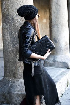 c34f3d0cf347e 120 Best All Black images   Fall winter fashion, Fashion clothes ...