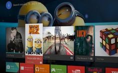 Google Play App Store gets Updated with more than 600 Apps for Android TV App Store, Android Apps, Google Play, Tv, Television Set, Television, Tvs