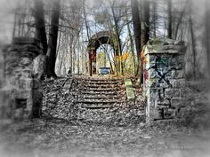 """""""Ruins at St Marys"""" 