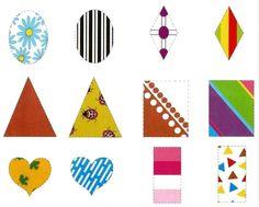 Подбери заплатку   Радуга New Print, Perception, Playing Cards, Kids Rugs, Shapes, Teaching, Pattern, Geometric Fashion, Gaming