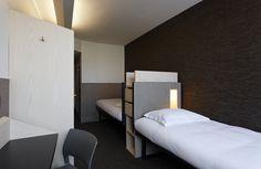 Double room - Paris Langues/FIAPchambre (©Carme Arisa)