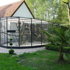 Diy Bird Toys, Bird Aviary, Reptile Enclosure, Bird Cages, Budgies, Bird Houses, Reptiles, Birds, Large Bird Cages