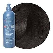 Roux Fanci-Full Temporary Color Rinse Black Rage for Snow White Costume