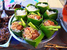 Thai Food, Koh Phangan, Thailand