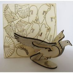 MDF en Bois Chat animal de compagnie Laser Cut Out Heart Shapes For Craft Making décoration etc.