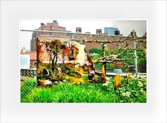The High Line, 2011, NYC. 2015 © Silvina Leone Photography™