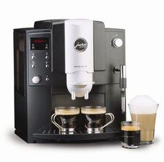 My espresso maker for the past six years: Jura-Capresso Impressa E8