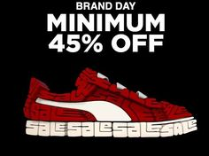 Puma Brand Day - Get Minimum 45% off on Shoes, Clothing, Accesories