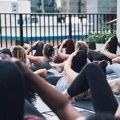 a few spots left for sunset pilates in the penthouse tonight from 6-7pm  $5 valet  hosted by @pilatesokala mats provided by @lululemonhnl  meet at the lobby by 6pm  sign up at http://ift.tt/2e0ko1B  can't make it tonight want to check out one of our penthouse wellness classes? click the link in bio for our calendar of experiences