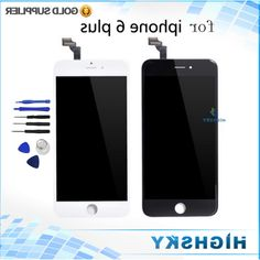 31.37$  Buy here - https://alitems.com/g/1e8d114494b01f4c715516525dc3e8/?i=5&ulp=https%3A%2F%2Fwww.aliexpress.com%2Fitem%2FOriginal-new-replacement-for-iPhone-6-plus-5-5-LCD-screen-display-with-touch-digitizer-with%2F2039339656.html - For iPhone 6 plus LCD Display With Touch Screen Frame AAA Tested No Spot No Dead Pixel 1 Piece Free Shipping With Free Tools