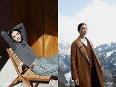 Mariacarla Bonscono by Zoe Ghertner for Hermes Fall 2013 Catalog