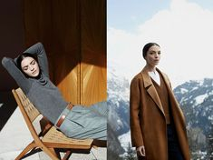 Mariacarla Bonscono by Zoe Ghertner for Hermes Fall 2013 Catalog