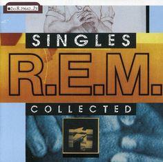 R.E.M - Singles Collected EMI