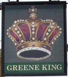 Crown - Regent Street, Stotfold, Bedfordshire, UK. -