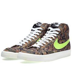 $105.00 Nike Blazer Mid '77 PREMIUM VINTAGE – Dark  #NIKE #shoes #mens # NikeBlazerMid #VARIIED.http://www.variied.com/products/nike-blazer-mid-77-premium-vintage-dark-loden/