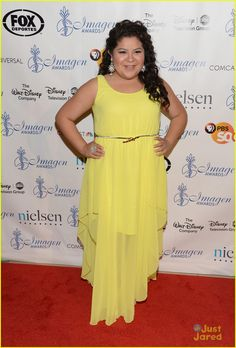 : Photo Raini Rodriguez poses with Rico Rodriguez at the Annual Imagen Awards held at The Beverly Hilton Hotel on Friday night (August in Beverly Hills, Calif. Celebrity Dads, Celebrity Outfits, Celebrity Style, Raini Rodriguez, Disney Channel Stars, Amazing Songs, Laura Marano, Austin And Ally, Disney Shows