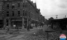 Sonsbeeksingel Arnhem (jaartal: 1940 tot 1945) - Foto's SERC