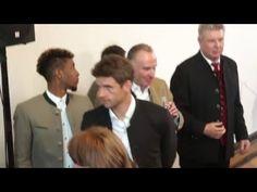 Karl-Heinz Rummenigge beim Rathausempfang @ FC Bayern München Meisterfei...