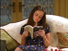 The Rory Gilmore Book Challenge! I am all over this...