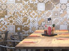 Fantastiche immagini su cementine cucina cement tiles for