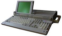 Amstrad PPC512 open