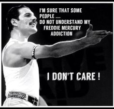 I'm sure that some people do not understand my Freddie Mercury addiction. I'm sure that some people do not understand my Freddie Mercury addiction. Freddie Mercury Quotes, Queen Freddie Mercury, Queen Songs, Queen Meme, King Of Queens, Roger Taylor, Queen Photos, We Will Rock You, Queen Band