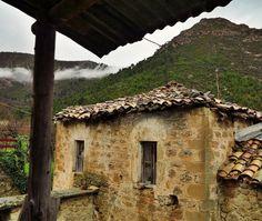 Abandoned house, Greece