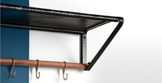 Farringdon Coat Rack, Black | made.com