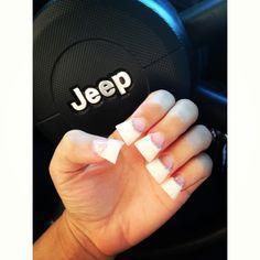 Love my New nails :) Duck Feet