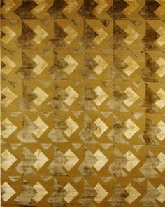 Commune's collaboration with Decorative Carpets includes this gem called Arrow Camel
