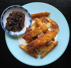 Bagoong (Philippeans)- salted, fermented prawns, served with mango...