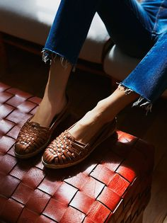 Nifty Espadrille from Free People!