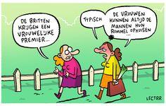 Cartoon van de dag - juli 2016 - De Standaard