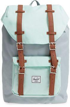 Herschel Supply Co. Little America - Mid Volume Backpack Herschel Supply Co, Herschel Bag, Pink Mossy Oak, Under Armour Sweatshirts, Camo Purse, Leather Briefcase, Laptop Backpack, Under Armour Women, Travel Bags