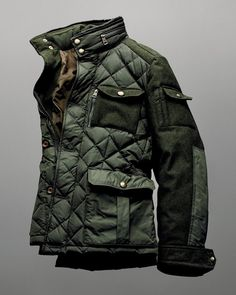 Nice Jacket for the winter #Moncler BG 111th Anniversary Rodriguez Field Jacket