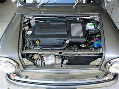 Mini Stuff, Car Stuff, Mini Morris, Engines For Sale, Engine Swap, Daihatsu, Car In The World, Classic Mini, Engineering
